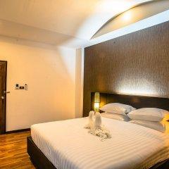 Jingjit Hotel сейф в номере