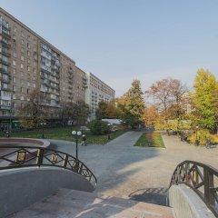Апартаменты GM Apartment Ukrainskiy Bulvar 6 парковка