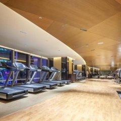 Отель Lotte Hanoi Ханой фитнесс-зал
