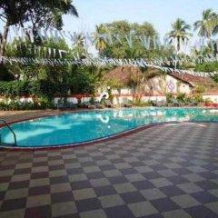 Hotel Dona Terezinha бассейн фото 2