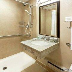 Отель Hilton Garden Inn West 35th Street США, Нью-Йорк - отзывы, цены и фото номеров - забронировать отель Hilton Garden Inn West 35th Street онлайн ванная
