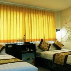 Отель Blu Mount Бангкок комната для гостей фото 3
