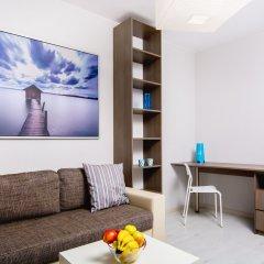 Отель erApartments Wronia Oxygen комната для гостей фото 2