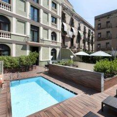 Отель Catalonia Port Испания, Барселона - отзывы, цены и фото номеров - забронировать отель Catalonia Port онлайн бассейн фото 3