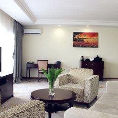 Отель Bintumani Hotel Сьерра-Леоне, Фритаун - отзывы, цены и фото номеров - забронировать отель Bintumani Hotel онлайн интерьер отеля