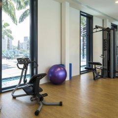 Park Hotel Alexandra фитнесс-зал