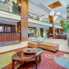 Отель Hilton Garden Inn Bethesda США, Бетесда - отзывы, цены и фото номеров - забронировать отель Hilton Garden Inn Bethesda онлайн интерьер отеля фото 3