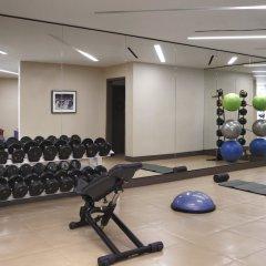 Отель Loews Regency San Francisco фитнесс-зал фото 2