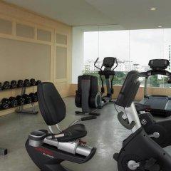 Отель Amari Residences Bangkok фитнесс-зал фото 2