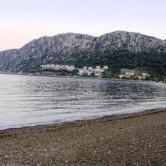 Отель Avra Греция, Паралия Каллонис - отзывы, цены и фото номеров - забронировать отель Avra онлайн пляж