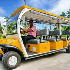 Отель Duangjitt Resort, Phuket Пхукет городской автобус