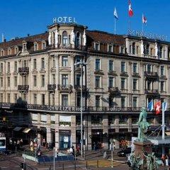Отель Schweizerhof Zürich фото 7