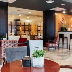 Hotel Catalonia Brussels гостиничный бар