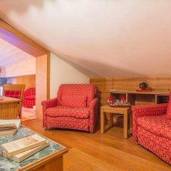 Hotel Lo Scoiattolo комната для гостей