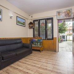 Отель OYO 149 Kalpa Brikshya Hotel Непал, Катманду - отзывы, цены и фото номеров - забронировать отель OYO 149 Kalpa Brikshya Hotel онлайн комната для гостей фото 2