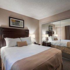 Отель Regency Suites Hotel Канада, Калгари - отзывы, цены и фото номеров - забронировать отель Regency Suites Hotel онлайн комната для гостей фото 3