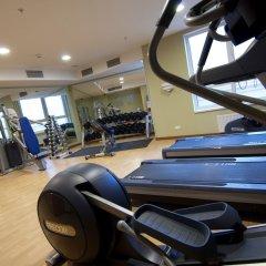 Гостиница Кортъярд Марриотт Иркутск Сити Центр фитнесс-зал фото 2