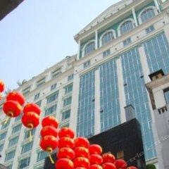 Отель Holiday Inn Guangzhou Shifu балкон