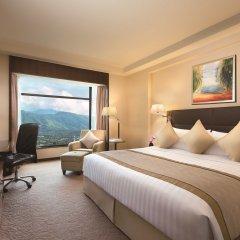 Отель Shangri-la Hotel, Shenzhen Китай, Шэньчжэнь - отзывы, цены и фото номеров - забронировать отель Shangri-la Hotel, Shenzhen онлайн комната для гостей фото 3