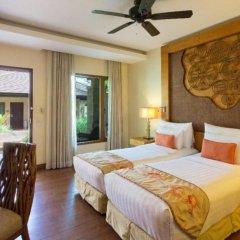 Отель Crimson Resort and Spa Mactan Филиппины, Лапу-Лапу - 1 отзыв об отеле, цены и фото номеров - забронировать отель Crimson Resort and Spa Mactan онлайн комната для гостей фото 3
