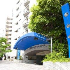 Pearl Hotel Kayabachou парковка