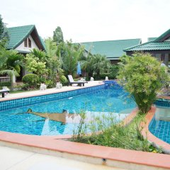 Отель Tuna Resort бассейн фото 2