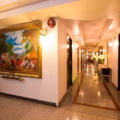 Отель Diamond City Hotel Таиланд, Бангкок - отзывы, цены и фото номеров - забронировать отель Diamond City Hotel онлайн интерьер отеля фото 2
