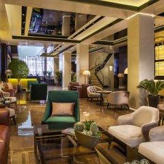 Отель Saint Ten Hotel Сербия, Белград - отзывы, цены и фото номеров - забронировать отель Saint Ten Hotel онлайн интерьер отеля фото 3