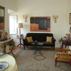 Отель Casa do Castelo da Atouguia комната для гостей