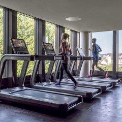 Zurich Marriott Hotel фитнесс-зал фото 4