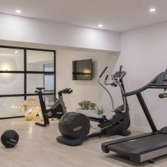Отель Ayron Park фитнесс-зал