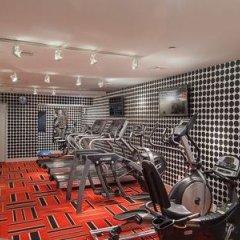 Отель Empire Hotel США, Нью-Йорк - 1 отзыв об отеле, цены и фото номеров - забронировать отель Empire Hotel онлайн фитнесс-зал фото 3