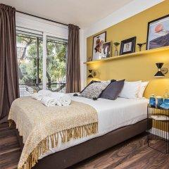Отель Sweet Inn Apartments - Fira Sants Испания, Барселона - отзывы, цены и фото номеров - забронировать отель Sweet Inn Apartments - Fira Sants онлайн комната для гостей