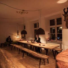 Copenhagen Backpackers Hostel развлечения