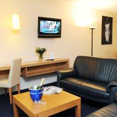 City Inn Luxe Hotel комната для гостей