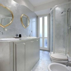 Отель Think Florence Srl Италия, Флоренция - отзывы, цены и фото номеров - забронировать отель Think Florence Srl онлайн ванная