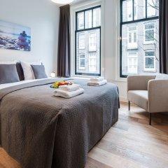 Отель De Pijp Boutique Apartments Нидерланды, Амстердам - отзывы, цены и фото номеров - забронировать отель De Pijp Boutique Apartments онлайн комната для гостей фото 5