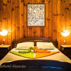 Отель Aparthotel Alexander Аврен в номере