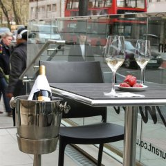 Отель Ambassadors Bloomsbury Великобритания, Лондон - отзывы, цены и фото номеров - забронировать отель Ambassadors Bloomsbury онлайн фото 12