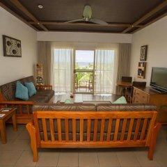 Отель Outrigger Fiji Beach Resort комната для гостей фото 11
