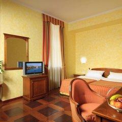 Отель Kinsky Garden Чехия, Прага - 10 отзывов об отеле, цены и фото номеров - забронировать отель Kinsky Garden онлайн комната для гостей