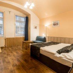 Отель Aparthotel Davids Чехия, Прага - отзывы, цены и фото номеров - забронировать отель Aparthotel Davids онлайн комната для гостей фото 4