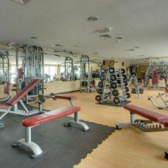 Отель Aryana Hotel ОАЭ, Шарджа - 3 отзыва об отеле, цены и фото номеров - забронировать отель Aryana Hotel онлайн фитнесс-зал фото 2
