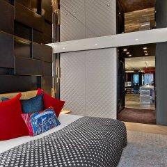 Отель W London Leicester Square комната для гостей фото 10