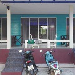 Отель Insook Ko Larn Guesthouse спортивное сооружение