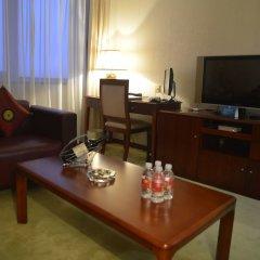 Отель Shanghai Airlines Travel Hotel Китай, Шанхай - 1 отзыв об отеле, цены и фото номеров - забронировать отель Shanghai Airlines Travel Hotel онлайн комната для гостей фото 10