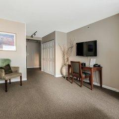 Отель Rosellen Suites At Stanley Park Канада, Ванкувер - отзывы, цены и фото номеров - забронировать отель Rosellen Suites At Stanley Park онлайн удобства в номере фото 2
