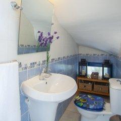 Отель Nicol Villas Кипр, Протарас - отзывы, цены и фото номеров - забронировать отель Nicol Villas онлайн ванная фото 2
