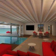 Отель Emerald Maldives Resort & Spa - Platinum All Inclusive Мальдивы, Медупару - отзывы, цены и фото номеров - забронировать отель Emerald Maldives Resort & Spa - Platinum All Inclusive онлайн интерьер отеля