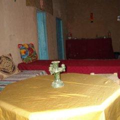 Отель Dar el Khamlia Марокко, Мерзуга - отзывы, цены и фото номеров - забронировать отель Dar el Khamlia онлайн интерьер отеля